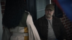 Marital Feats of Comanche Horsemanship- Angela gets a surprise visitor- HBO, Watchmen