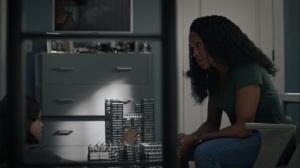 Marital Feats of Comanche Horsemanship- Angela tells Topher that Uncle Judd is dead- HBO, Watchmen