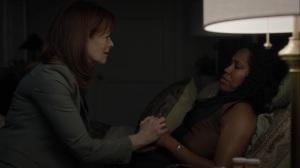 Marital Feats of Comanche Horsemanship- Jane wants Angela to get the fuckers who killed Judd- HBO, Watchmen