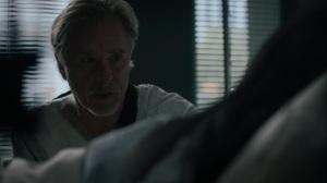 Marital Feats of Comanche Horsemanship- Judd tells Angela that it's okay to cry- HBO, Watchmen