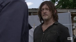 Silence the Whisperers- Daryl doesn't want Lydia hanging around Negan- AMC, The Walking Dead