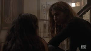 Silence the Whisperers- Magna tells Yumiko that they could've taken the walkers- AMC, The Walking Dead