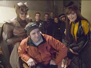 Zack Snyder- Watchmen