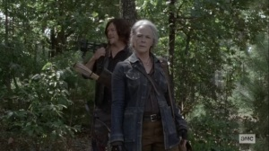 Bonds- Carol and Daryl search for Alpha's horde- AMC, The Walking Dead