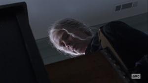 Bonds- Carol considers taking her gun- AMC, The Walking Dead