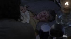 Bonds- Cheryl examined by Siddiq- AMC, The Walking Dead
