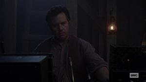Bonds- Eugene makes contact- AMC, The Walking Dead