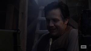 Bonds- Eugene on the radio- AMC, The Walking Dead