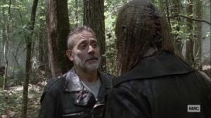 Bonds- Negan with Beta- AMC, The Walking Dead