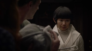 If You Don't Like My Story, Write Your Own- Lady Trieu tells the Clarks to make a decision- HBO, Watchmen