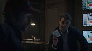 Little Fear of Lightning- Joe Keene revealed to be part of Seventh Kavalry- HBO, Watchmen