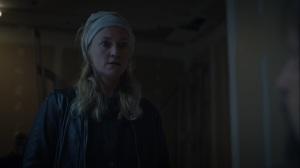Little Fear of Lightning- Renee unmasks herself before Wade- HBO, Watchmen