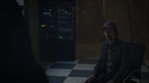 Little Fear of Lightning- Senator Keene tells Wade to handle Angela Abar- HBO, Watchmen