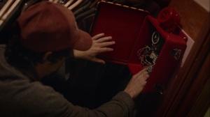 Little Fear of Lightning- Wade's alarm goes off- HBO, Watchmen