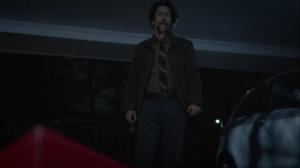 Little Fear of Lightning- Wade's new alarm device arrives- HBO, Watchmen
