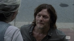 Open Your Eyes- Daryl pleads with Carol not to get Lydia involved- AMC, The Walking Dead