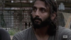 Open Your Eyes- Siddiq opens up about failing Enid- AMC, The Walking Dead
