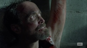 Open Your Eyes- Whisperer prisoner believes that Alpha killed Lydia- AMC, The Walking Dead