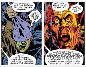 Rorschach- Mask