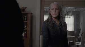 The World Before- Carol believes that Lydia doesn't want to be found- AMC, The Walking Dead
