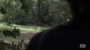 The World Before- Carol spots Alpha- AMC, The Walking Dead