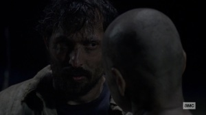 The World Before- Dante receives instructions from Alpha- AMC, The Walking Dead