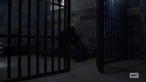 The World Before- Gabriel kills Dante- AMC, The Walking Dead