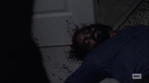 The World Before- Rosita puts down Siddiq- AMC, The Walking Dead