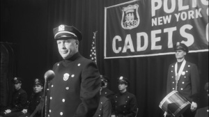 This Extraordinary Being- New York police cadets of 1938- HBO, Watchmen