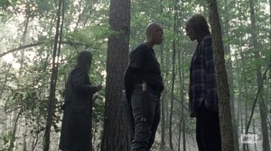 What It Always Is- Gamma informs Alpha that she needs another guardian- AMC, The Walking Dead