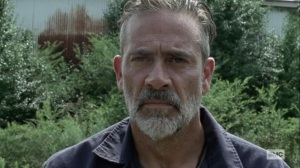 What It Always Is- Negan pissed at Brandon- AMC, The Walking Dead