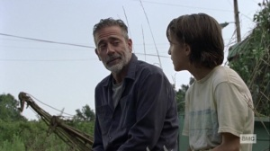 What It Always Is- Negan talks about nut tapping- AMC, The Walking Dead