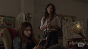 What It Always Is- Yumiko wants Magna to do her job- AMC, The Walking Dead