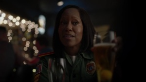 A God Walks Into a Bar- Angela tells Manhattan that she never wants to have kids- HBO, Watchmen