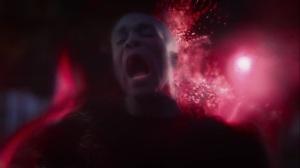 A God Walks Into a Bar- Kavalry fires Tachyon cannon at Jon- HBO, Watchmen