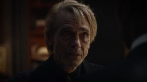 A God Walks Into a Bar- Veidt learns of Jon's utopia- HBO, Watchmen