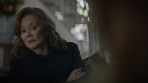 An Almost Religious Awe- Laurie tells Jane about how Hooded Justice inspired future vigilantes- HBO, Watchmen