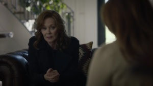 An Almost Religious Awe- Laurie tells Jane that Angela's grandfather killed Judd- HBO, Watchmen