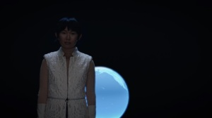 An Almost Religious Awe- Trieu asks why Angela doesn't want to know Doctor Manhattan's identity- HBO, Watchmen