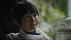 An Almost Religious Awe- Trieu tells Angela that Bian is a clone of her mother- HBO, Watchmen