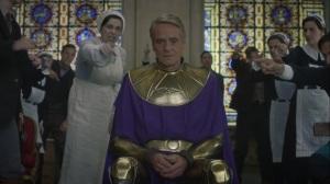An Almost Religious Awe- Veidt is declared guilty- HBO, Watchmen