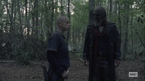 Squeeze- Alpha tells Beta to locate Gamma- AMC, The Walking Dead