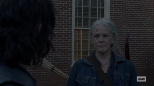 Morning Star- Carol finds out that Daryl doesn't hate her- AMC, The Walking Dead