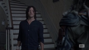 Morning Star- Daryl and Ezekiel talk- AMC, The Walking Dead