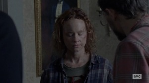 Morning Star- Gamma not allowed to see her nephew- AMC, The Walking Dead