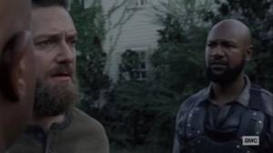 Stalker- Aaron returns to Alexandria- AMC, The Walking Dead