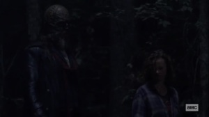 Stalker- Beta and Gamma on the road- AMC, The Walking Dead