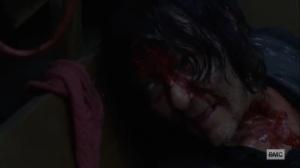Stalker- Daryl hides from Alpha- AMC, The Walking Dead