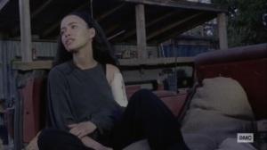 Stalker- Rosita headed to Hilltop- AMC, The Walking Dead