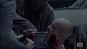 Stalker- Whisperers help Alpha- AMC, The Walking Dead